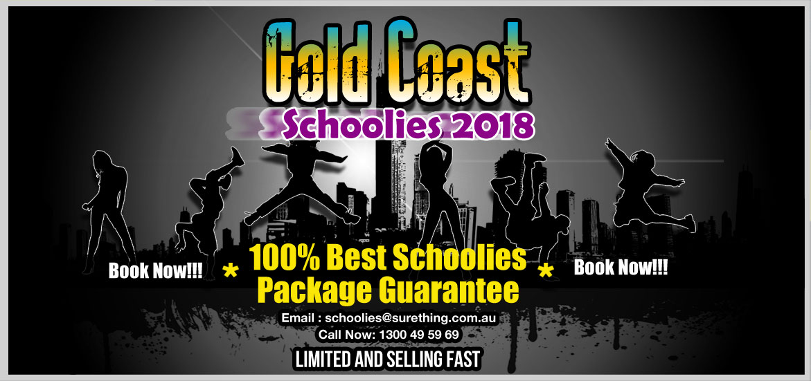 Schoolies Week Gold Coast 2018
